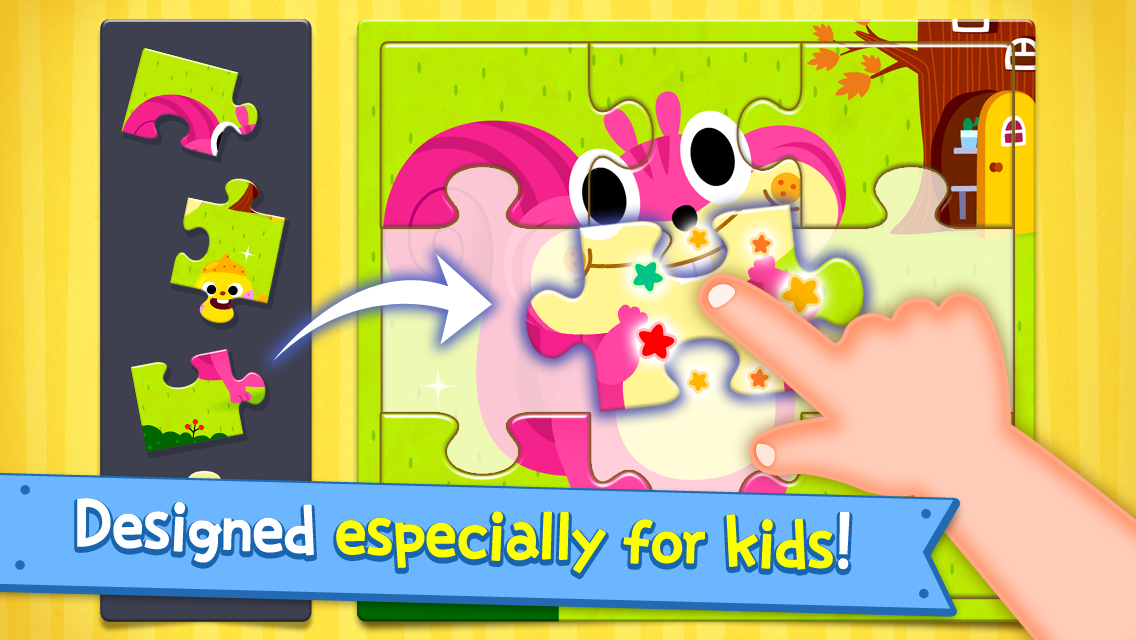 PINKFONG Kids Puzzle Fun 9 Screen 10