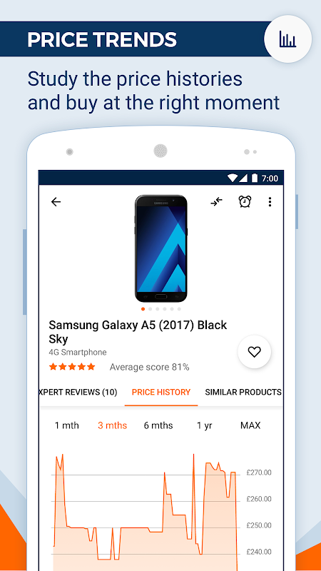 idealo - Price Comparison & Mobile Shopping App 10.3.0-BETA Screen 3