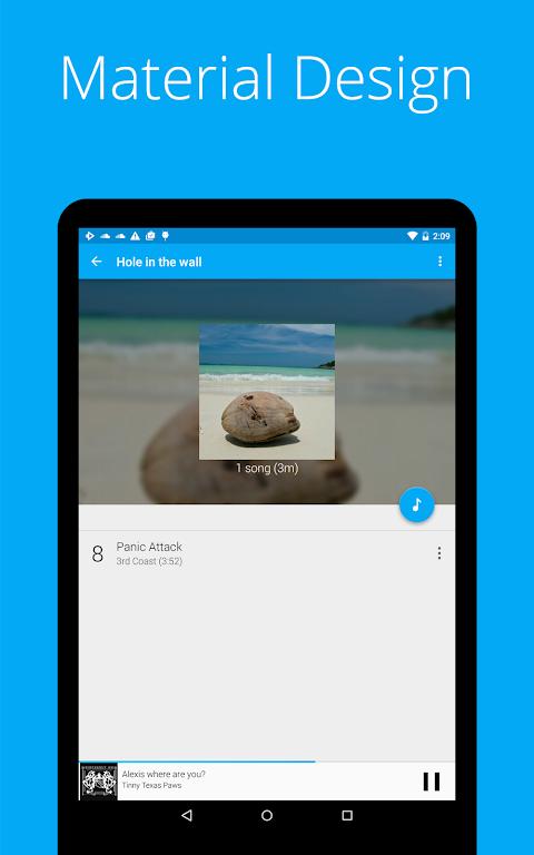 Android Rocket Player Premium Audio Screen 22