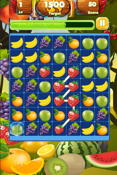 Android Fruits Legend Screen 1