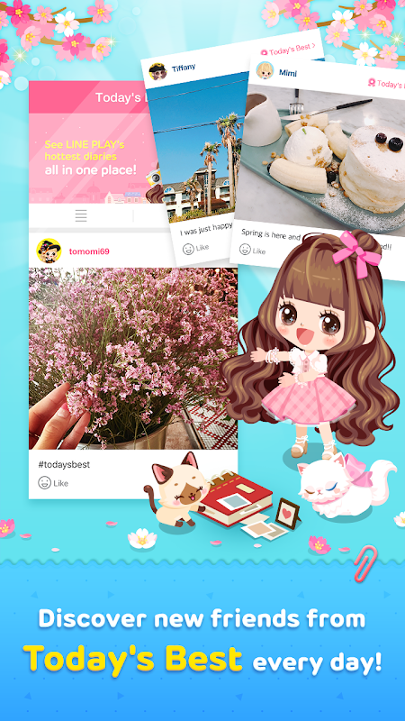 LINE PLAY - Our Avatar World 6.4.0.0 Screen 9