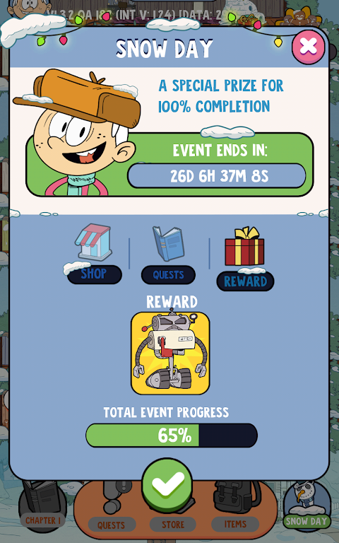 Loud House: Ultimate Treehouse 1.5.1 Screen 13