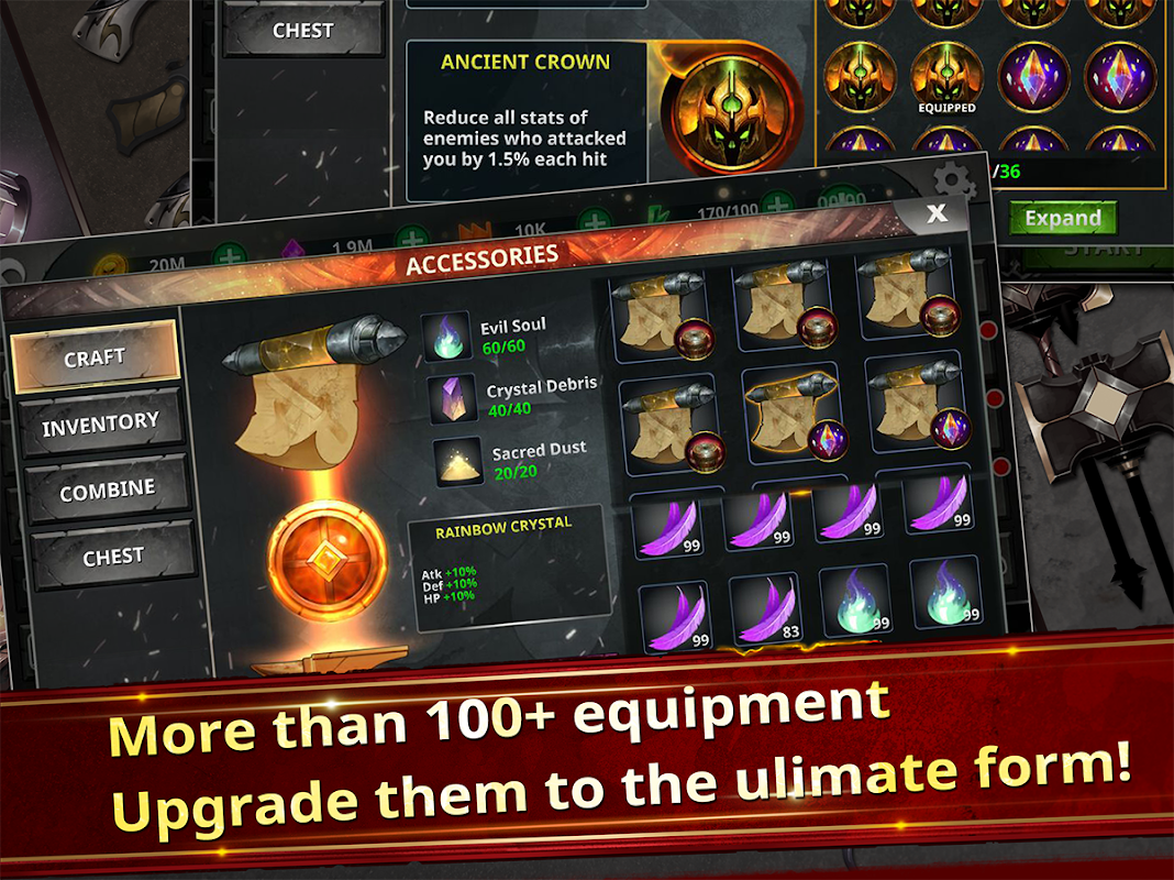 Android Stickman Legends - Ninja Warriors: Shadow War Screen 5