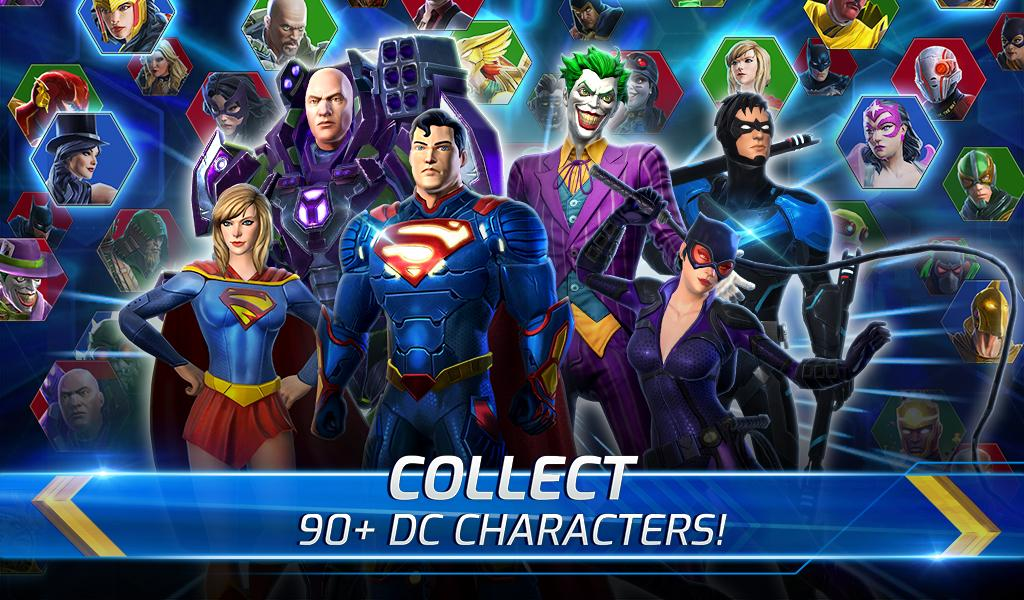 DC Legends: Battle for Justice 1.24.2 Screen 3