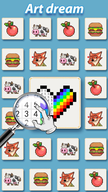 Android Coloring Creative - Color by Numbers & Pixel Art Screen 5