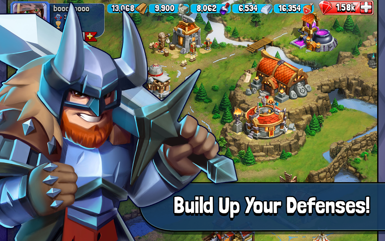 Android Dragonstone: Kingdoms Screen 8