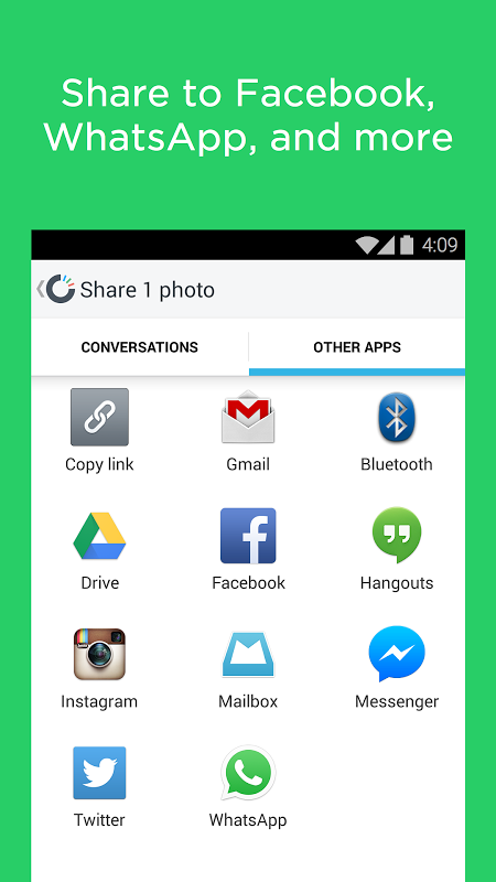 Android Carousel Screen 4