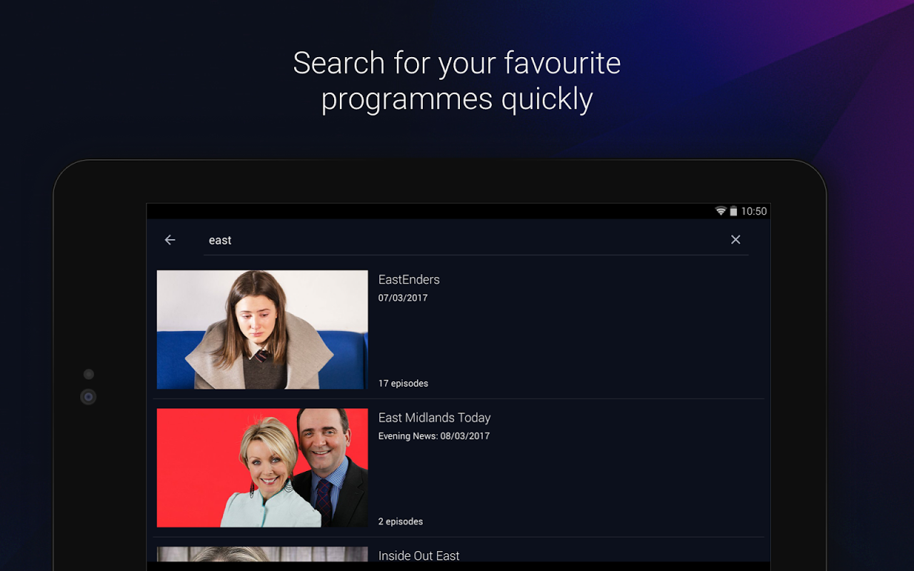 BBC iPlayer 4.38.0.3 Screen 12