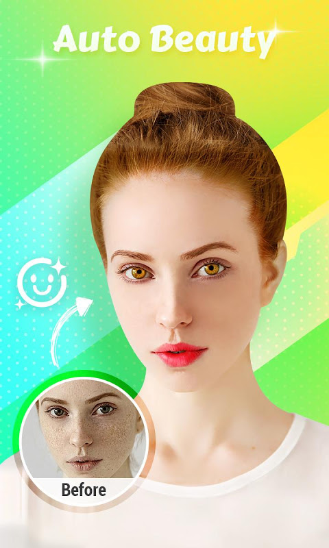 Android APUS Camera - Photo Editor, Collage Maker, Selfie Screen 3