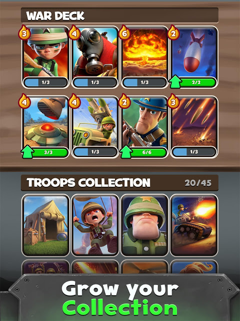 Android War Heroes: Fun Action for Free Screen 3