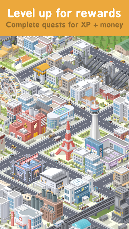 Pocket City 1.1.273 Screen 1