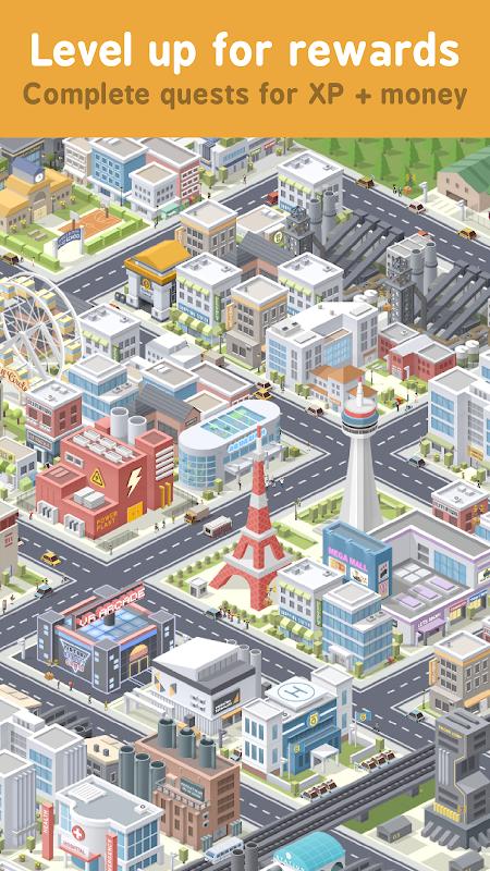 Pocket City 0.1.120 Screen 1