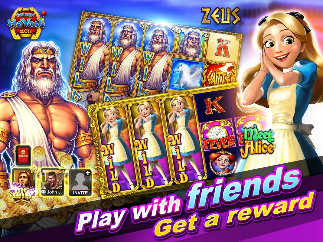 Slots (Golden HoYeah) - Casino Slots 2.3.0 Screen 9