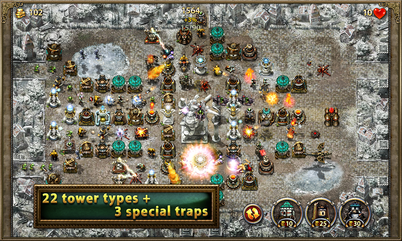 myth defense lf 1.8.5 apk