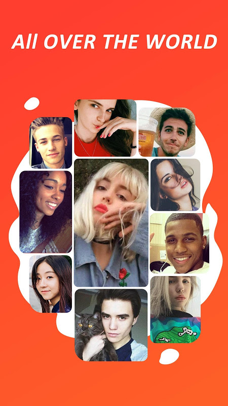 Android HOLLA Live: Meet New People via Random Video Chat Screen 5