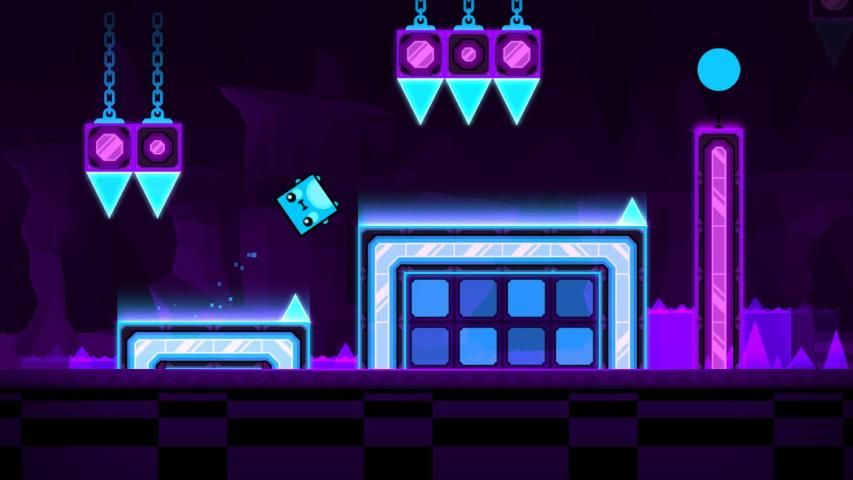 Geometry Dash World 1.03 Screen 3