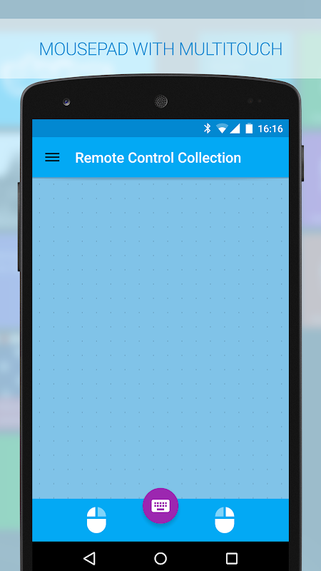 Android Remote Control Collection Screen 3