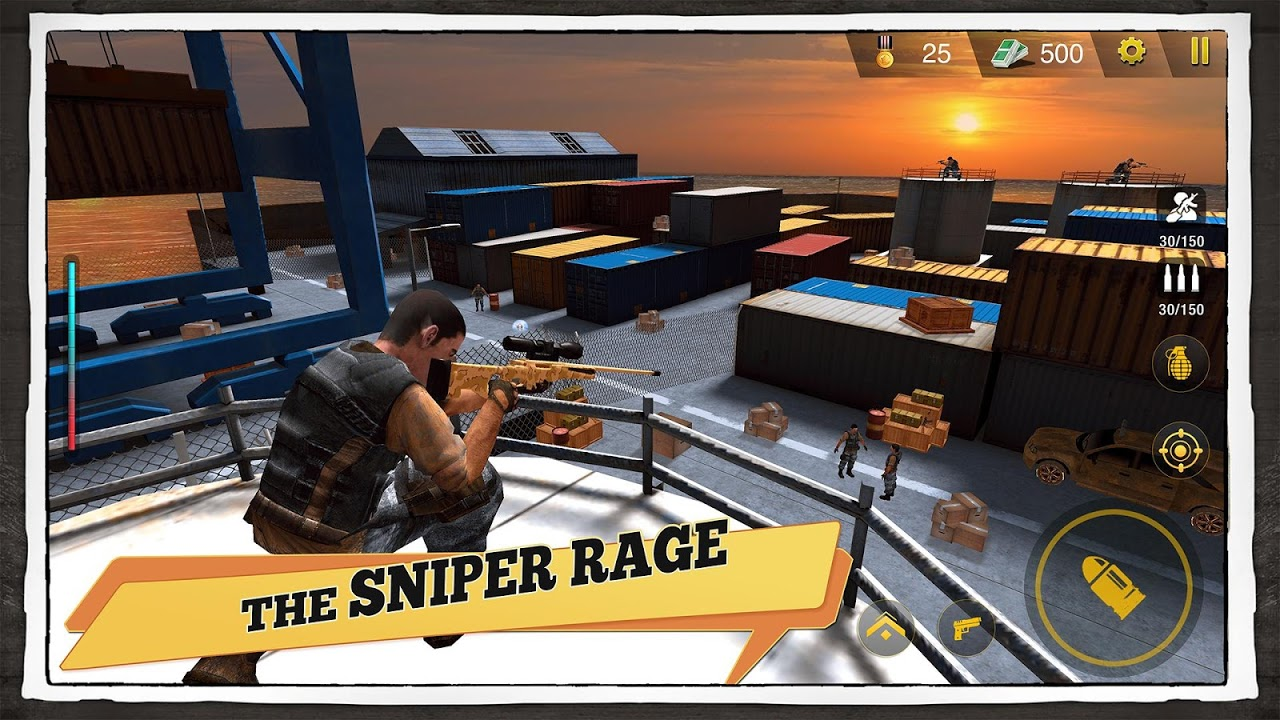 Android Yalghaar: Counter Terrorist Shoot - Free FPS Game Screen 5