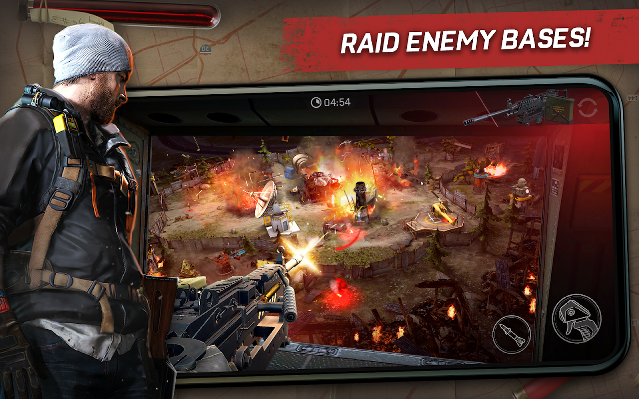 Left to Survive: Dead Zombie Shooter 2.2.0 Screen 6