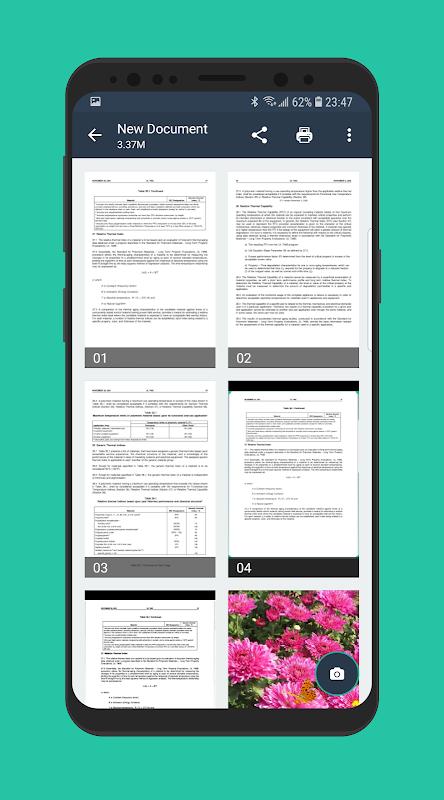 Simple Scan Pro - PDF scanner 3.1 Screen 3