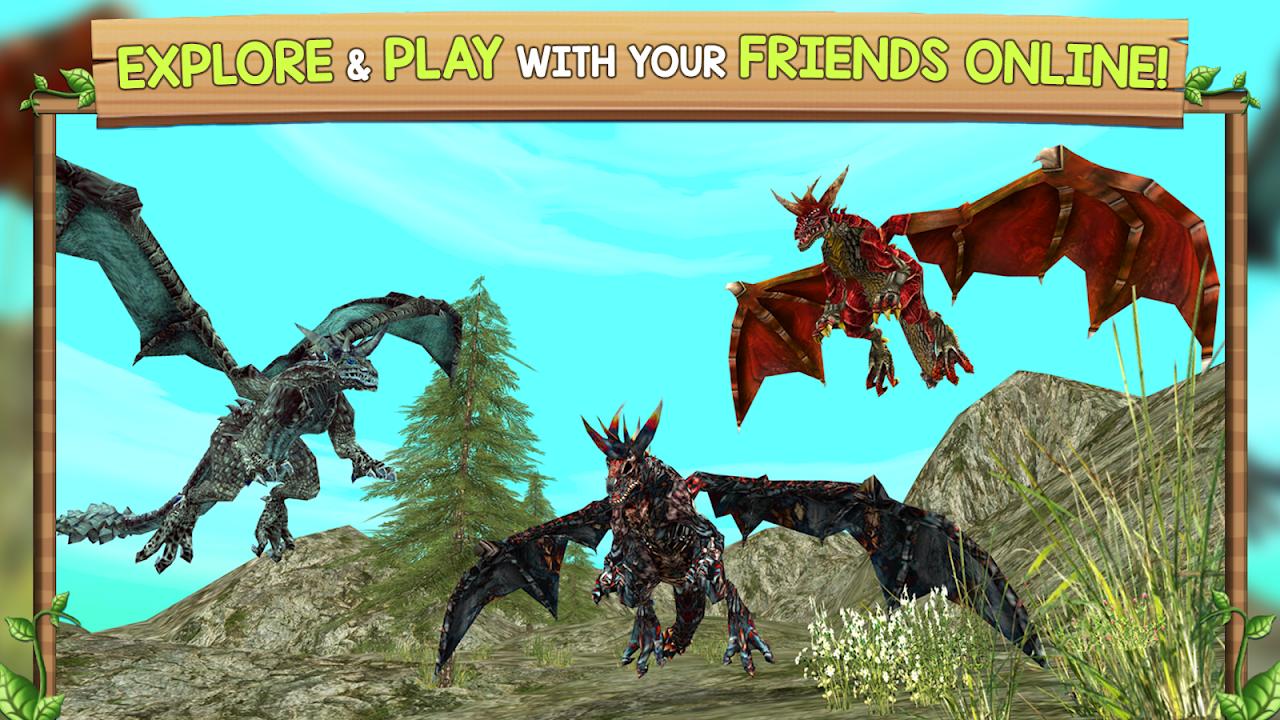Dragon Sim Online: Be A Dragon 6.1 Screen 5