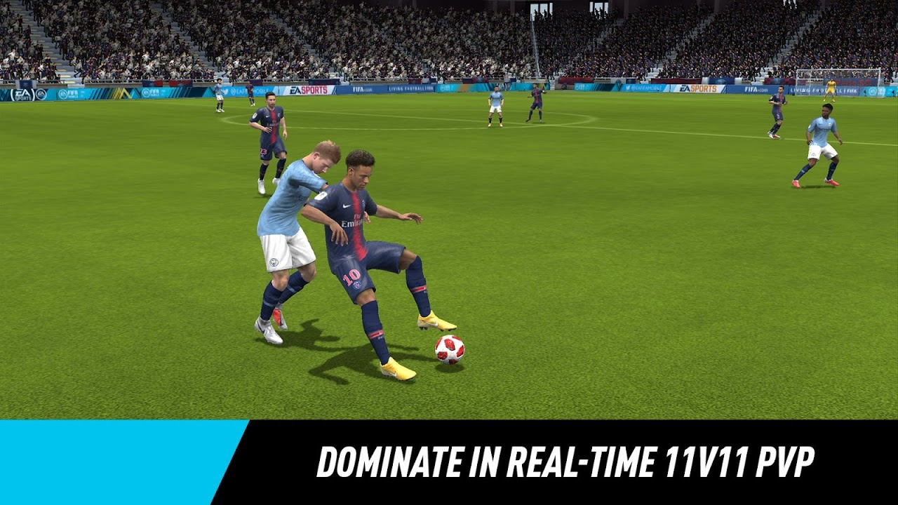 Android FIFA Mobile Football Screen 5