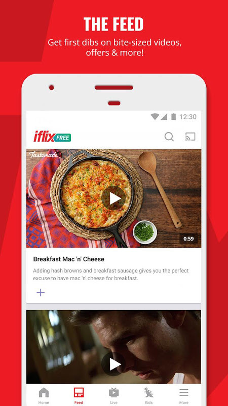 Android iflix Screen 3