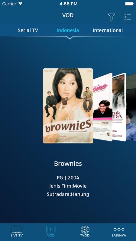MNC Now: TV & Film Streaming 3.3.13 Screen 5