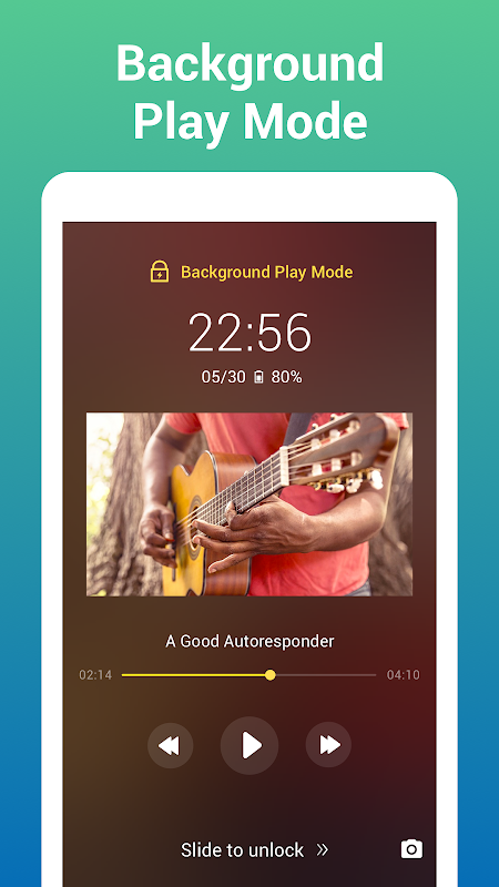 Android Free Music Lite - Offline Music Player Screen 6
