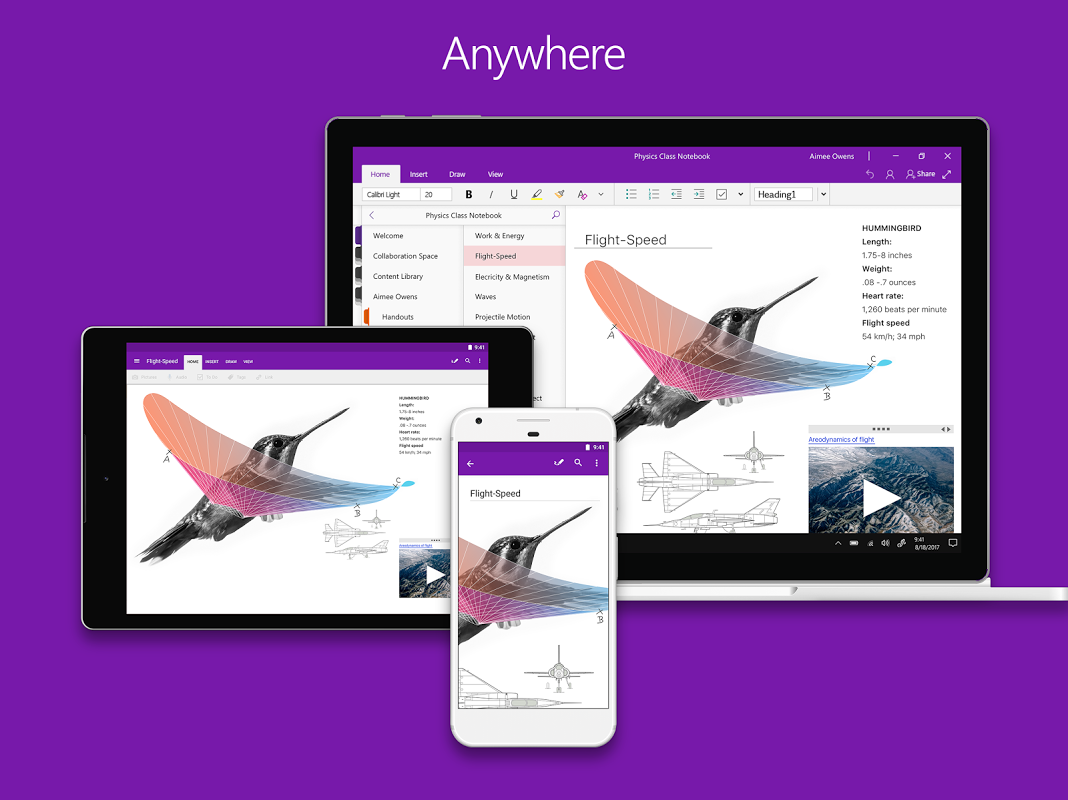 OneNote 16.0.8528.2052 Screen 11