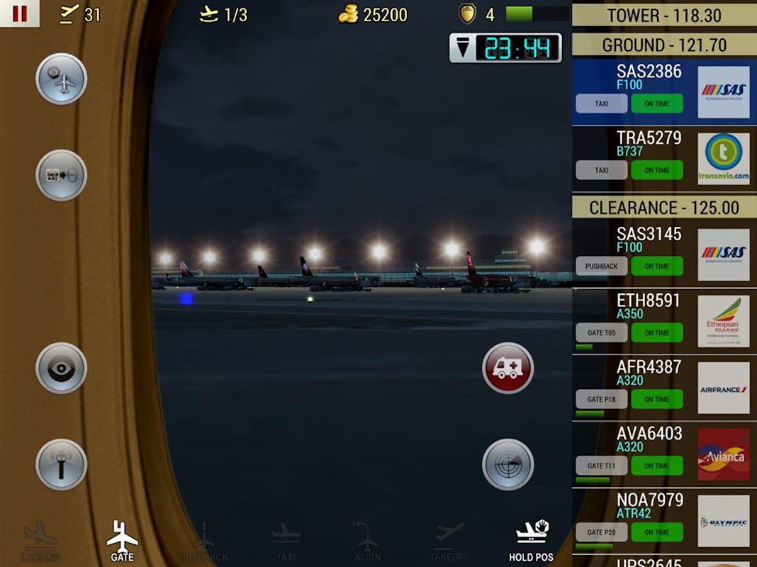 Unmatched Air Traffic Control 6.0.7 Screen 10
