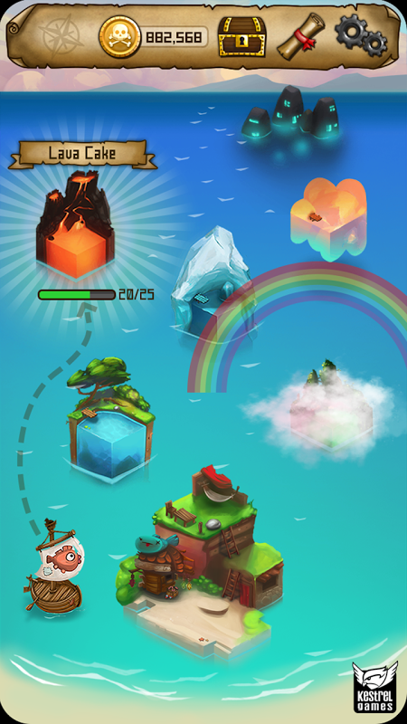 Android Rule with an Iron Fish Screen 4