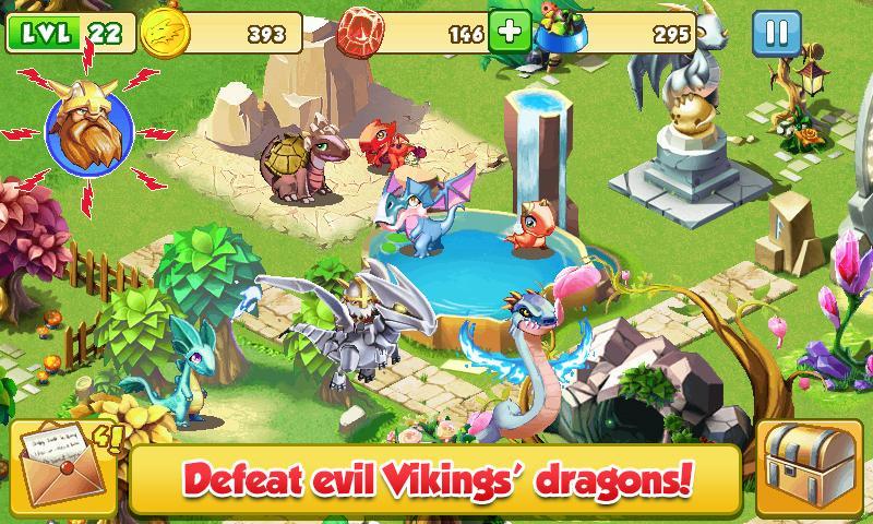 Dragon Mania 4.0.0 Screen 2