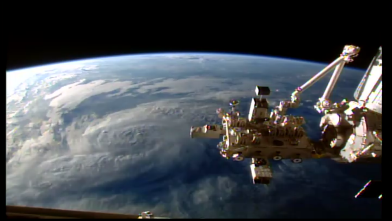 ISS HD Live: View Earth Live 5.4.3 Screen 11