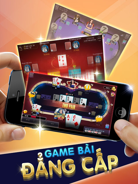 ZingPlay HD - Cổng game - Game Bài - Game Cờ 1.0.1 Screen 7