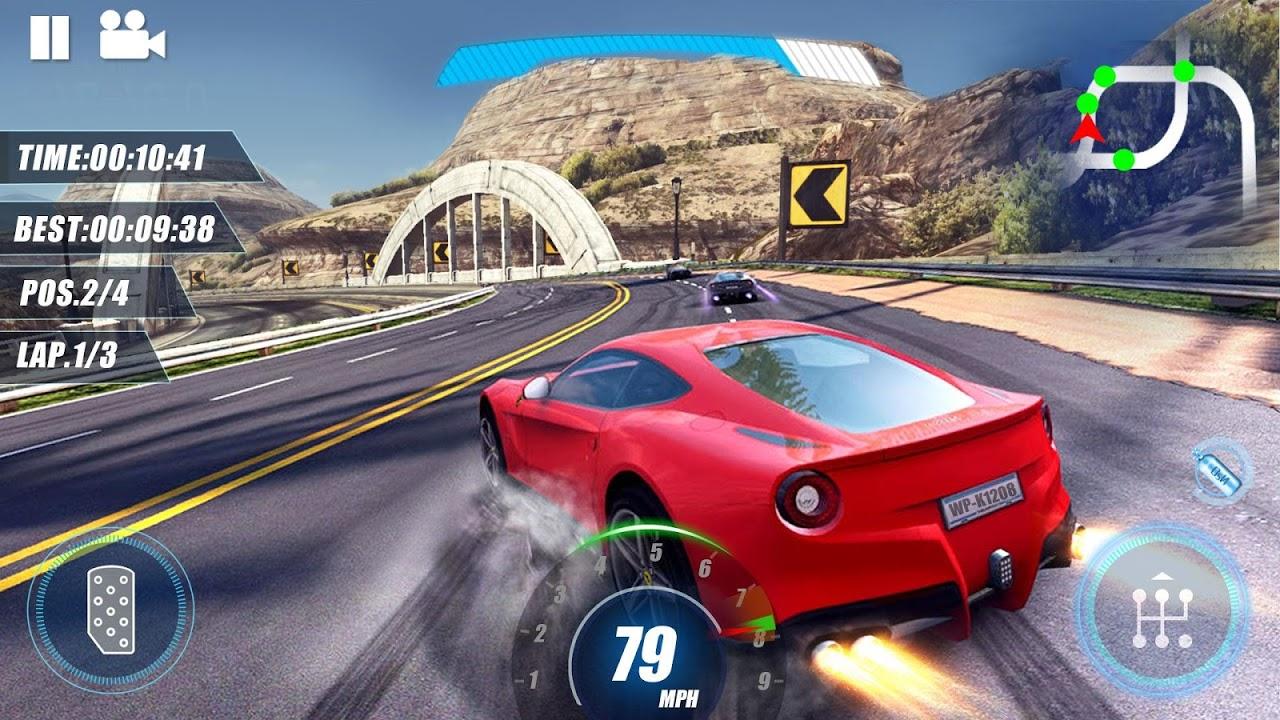 Speedway Drifting- Asphalt Car Racing Games 1.1.4 Screen 2