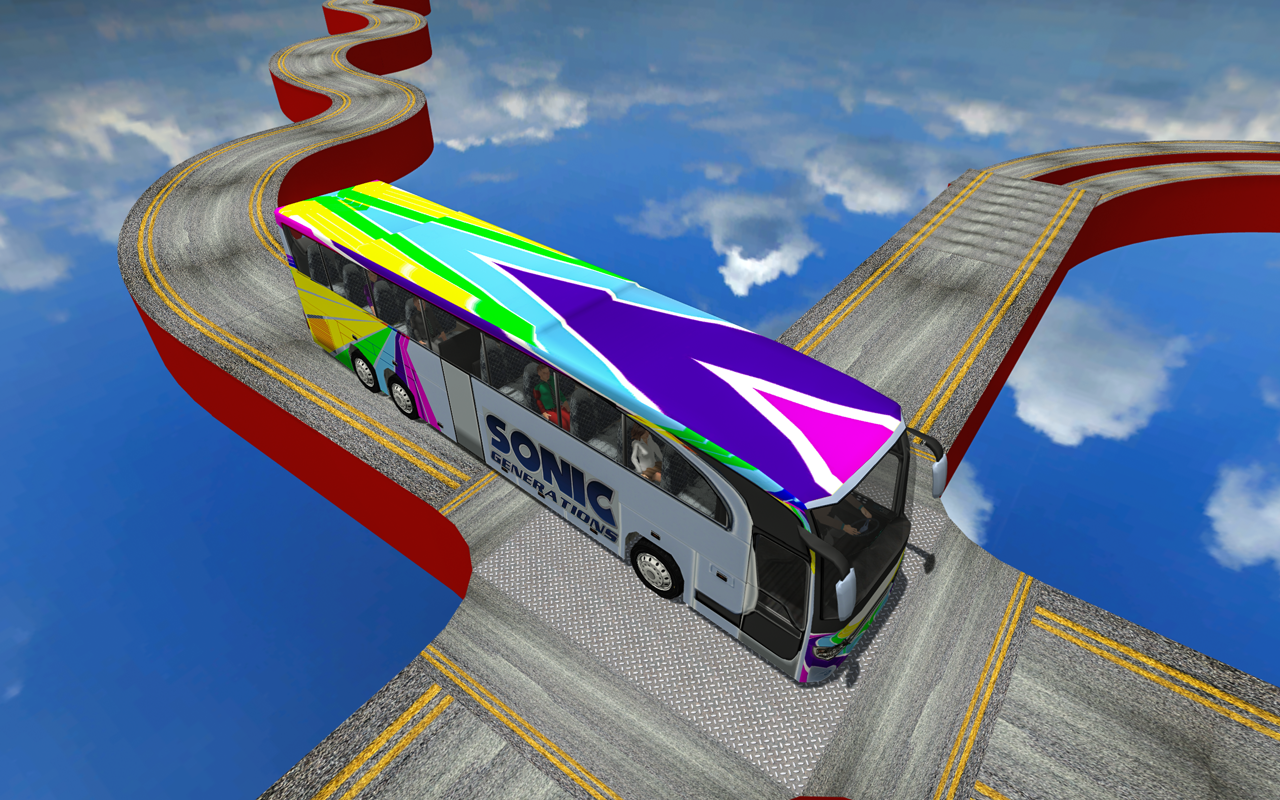 Android Impossible Tracks- Ultimate Bus Simulator Screen 1