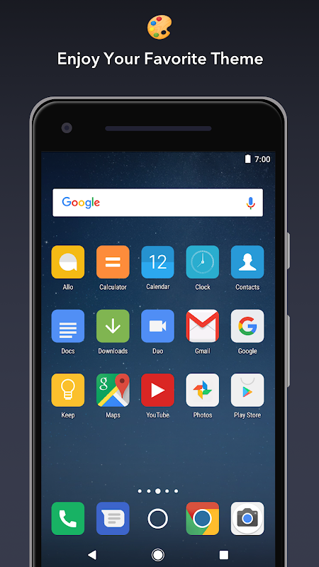 Apex Launcher 4.1.1 Screen 5