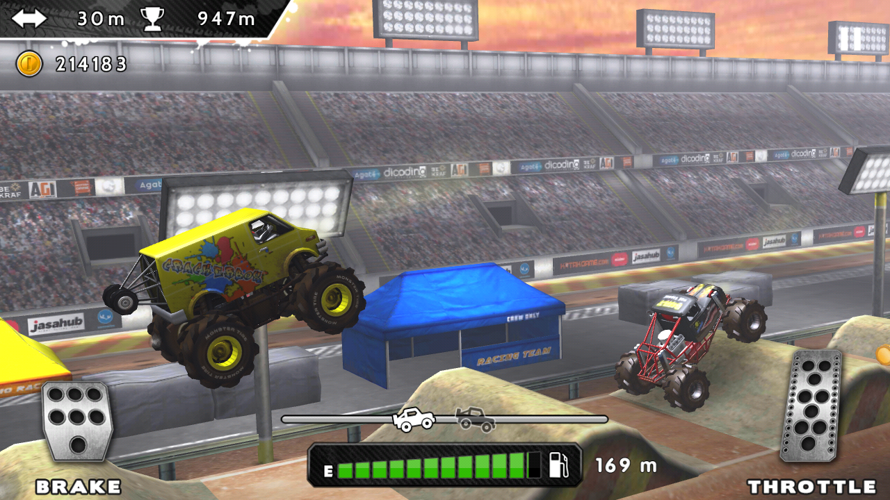 Android Extreme Racing Adventure Screen 4