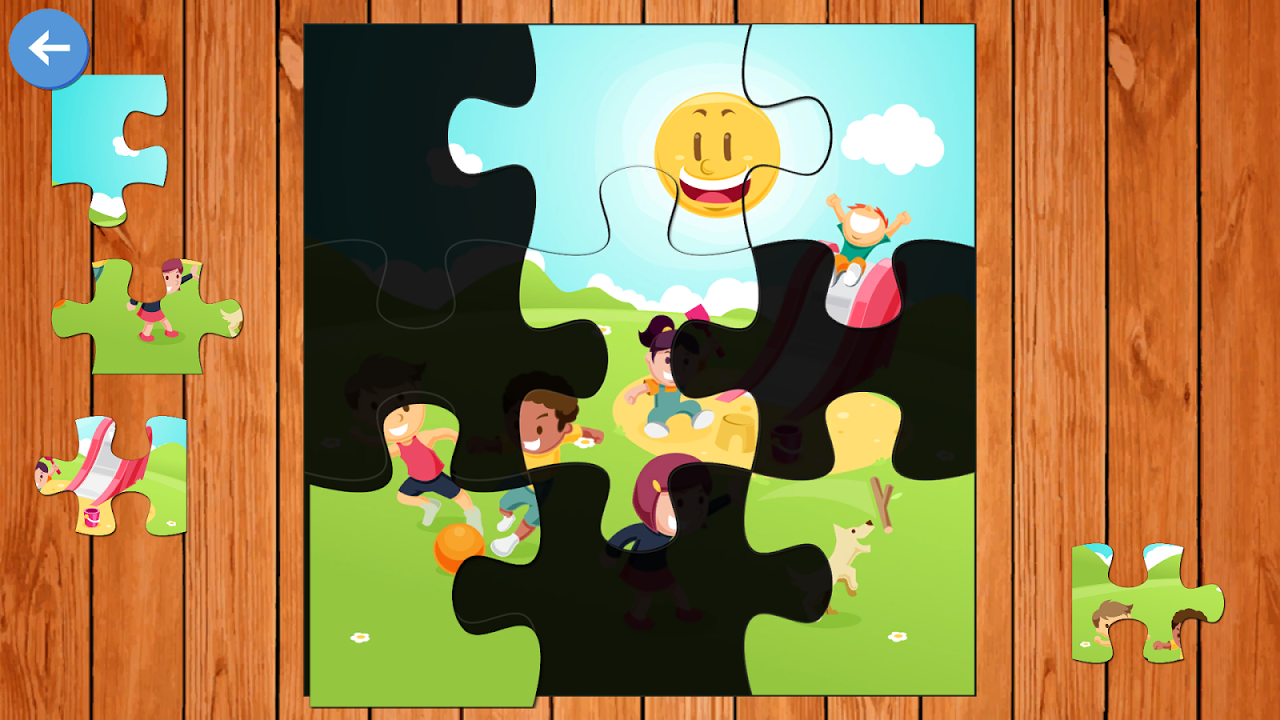 Kids Educational Game 5 2.2 Screen 15
