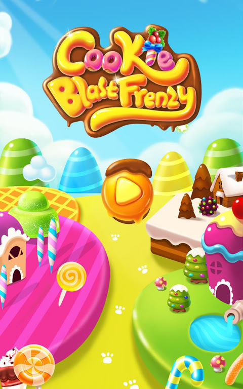 Android Cookie Blast Frenzy Screen 7