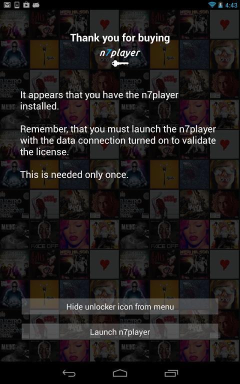 n7player Music Player Unlocker 1 0 11 APK Download by N7 Mobile Sp