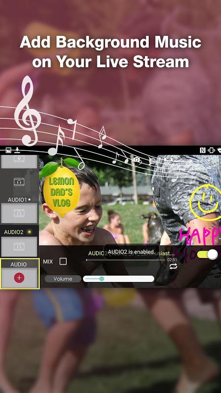 CameraFi Live 1.9.33.0928 Screen 10