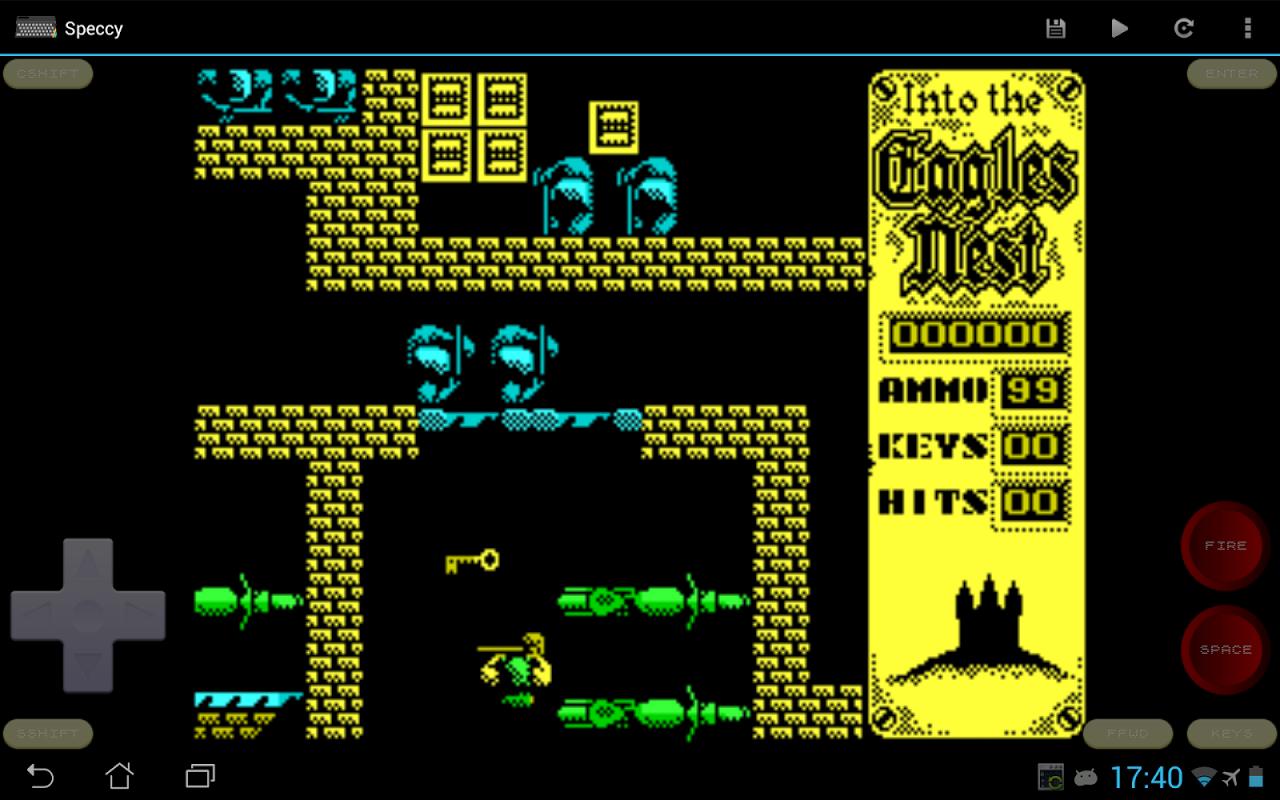 Speccy - ZX Spectrum Emulator 3.3.3 Screen 18
