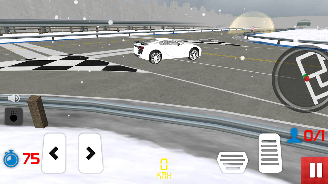 Android Lords of Roads Screen 1