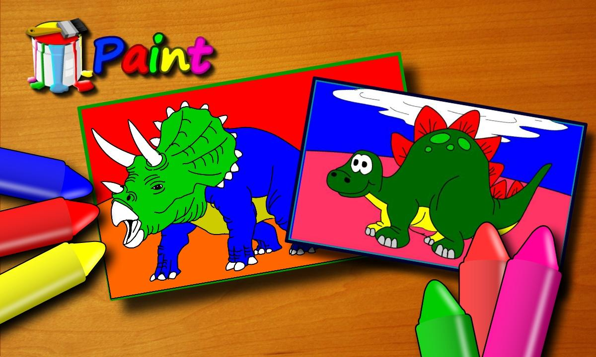 Android Paint Animals Screen 2