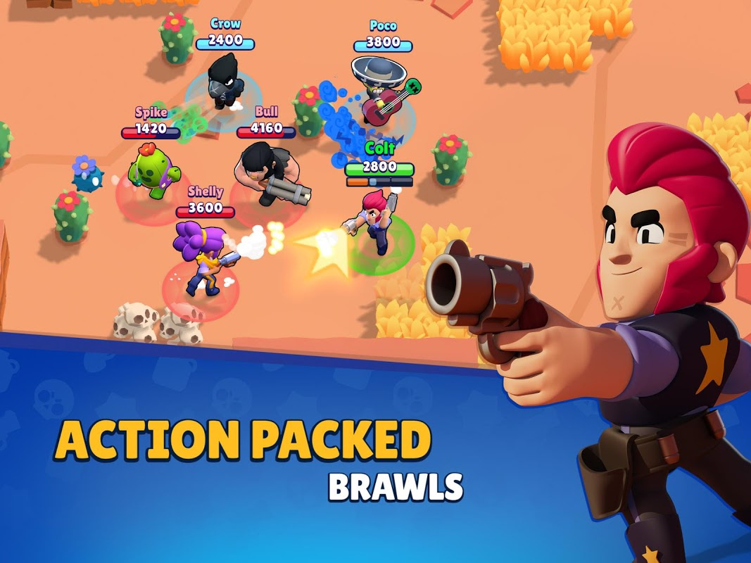 Android Brawl Stars Screen 6