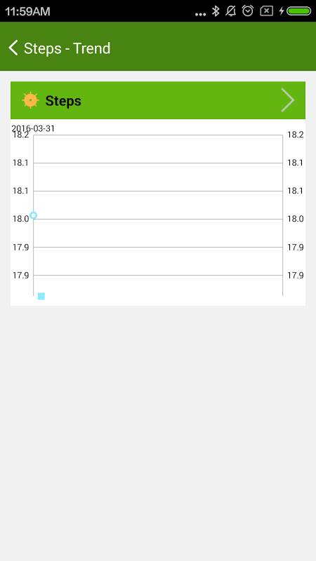 4Free Pedometer 2.5.1 Screen 3