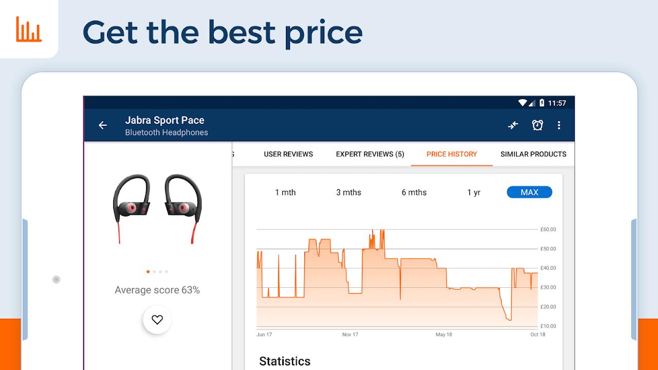 idealo - Price Comparison & Mobile Shopping App 10.3.7 Screen 20