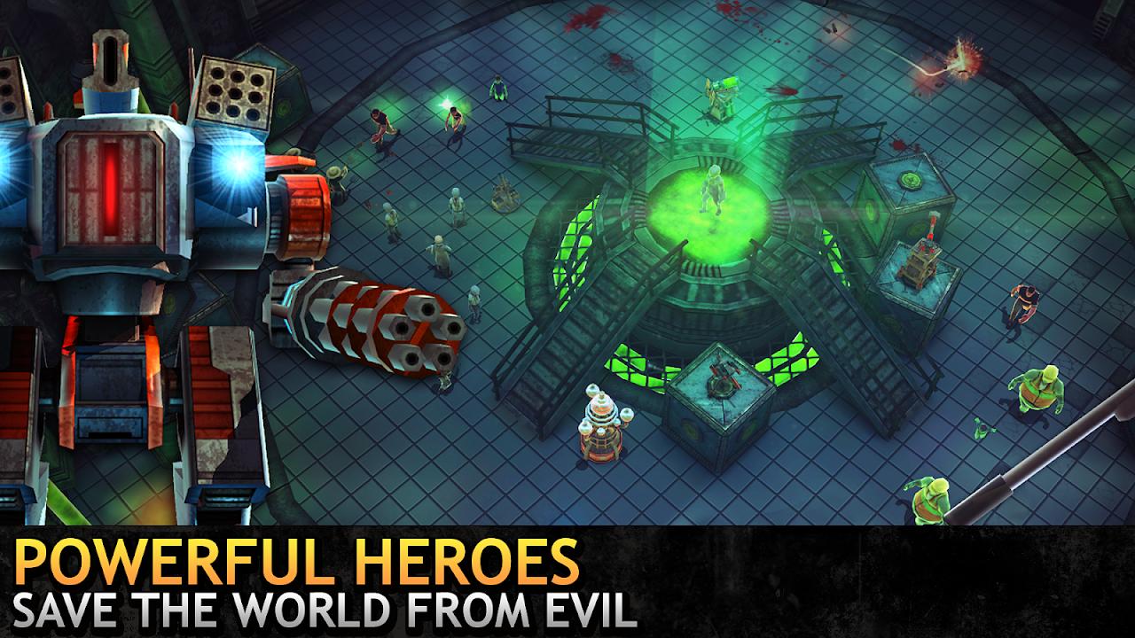 Last Hope TD - Zombie Tower Defense Games Offline 3.53 Screen 2